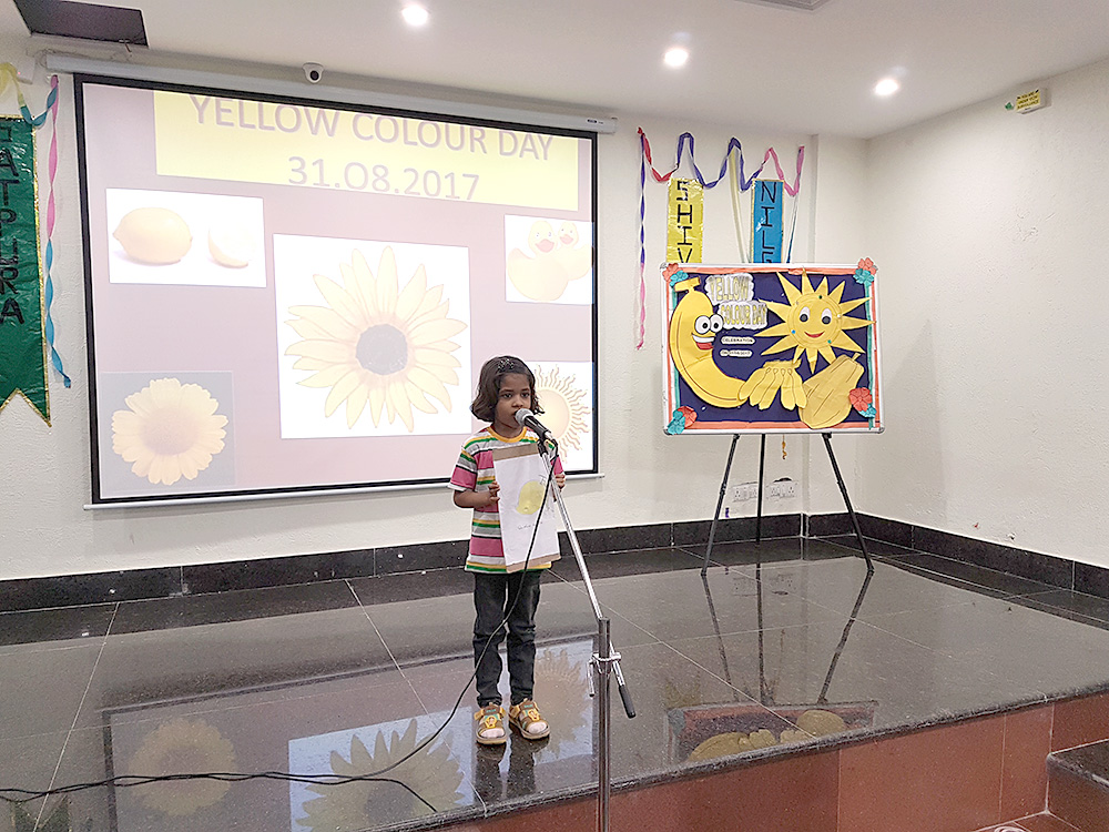 Best kindergarten school in Greater Noida