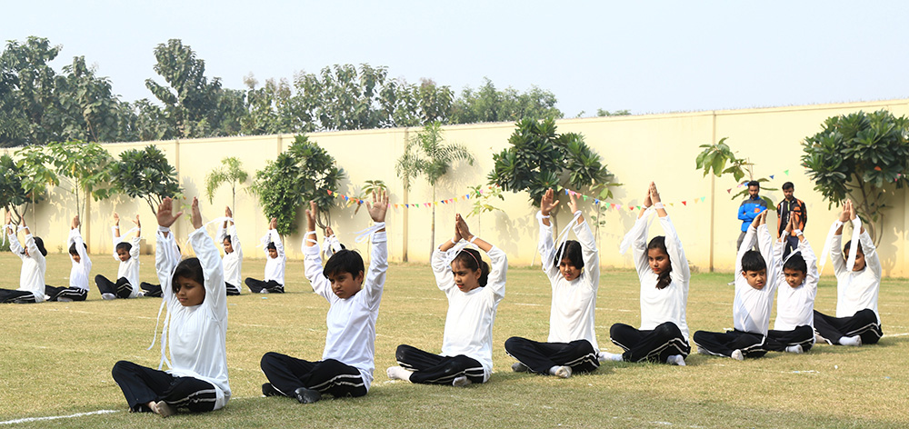 Top ranking school in Greater noida west