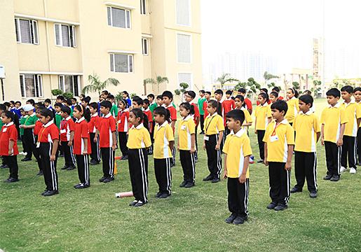 Cbse affiliated school in noida extension