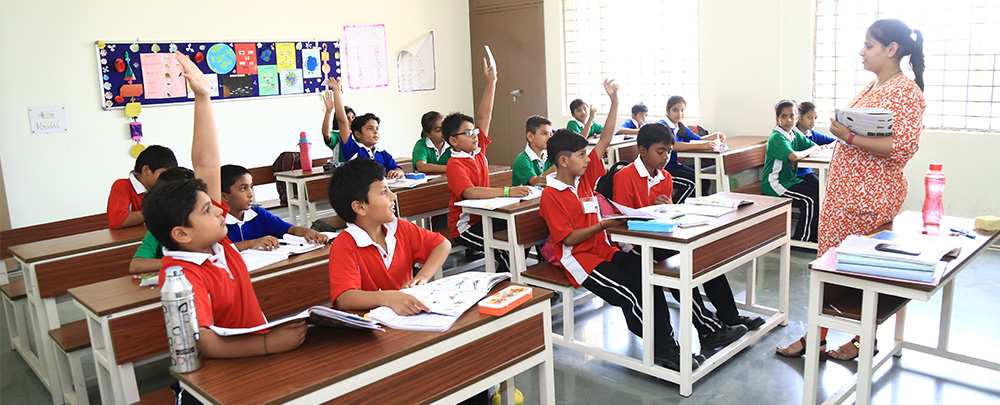 School in noida extension