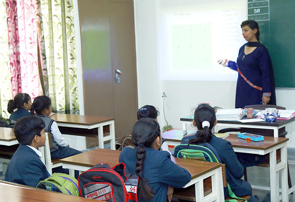 International school in noida extension