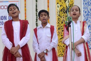 ANNUAL DAY - SKS World School | International school in Greater noida
