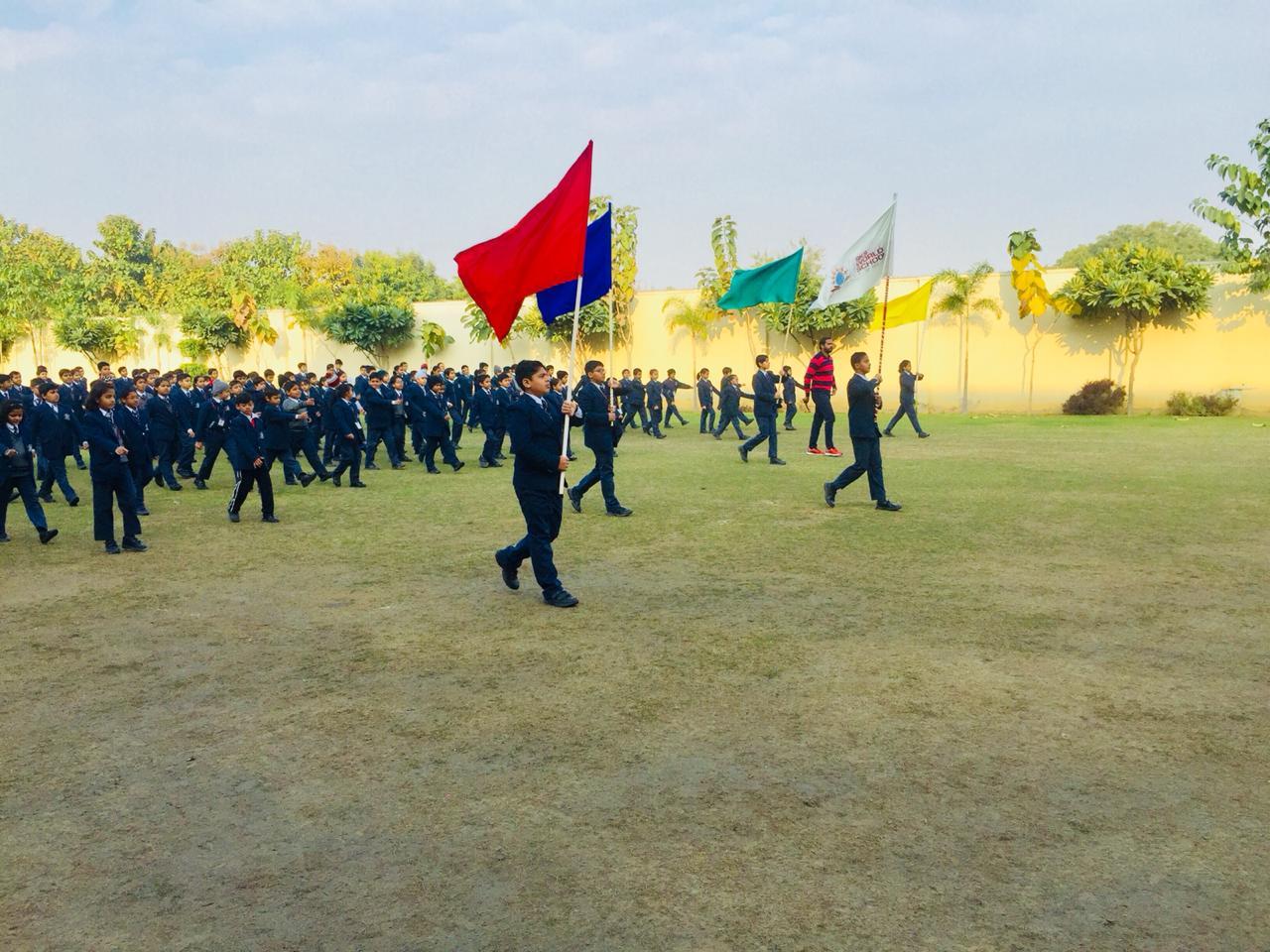 Cbse affiliated school in noida