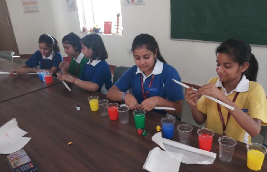 Best school facility in Ghaziabad