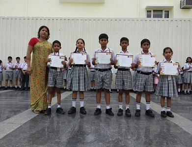 Best school facility in Greater noida