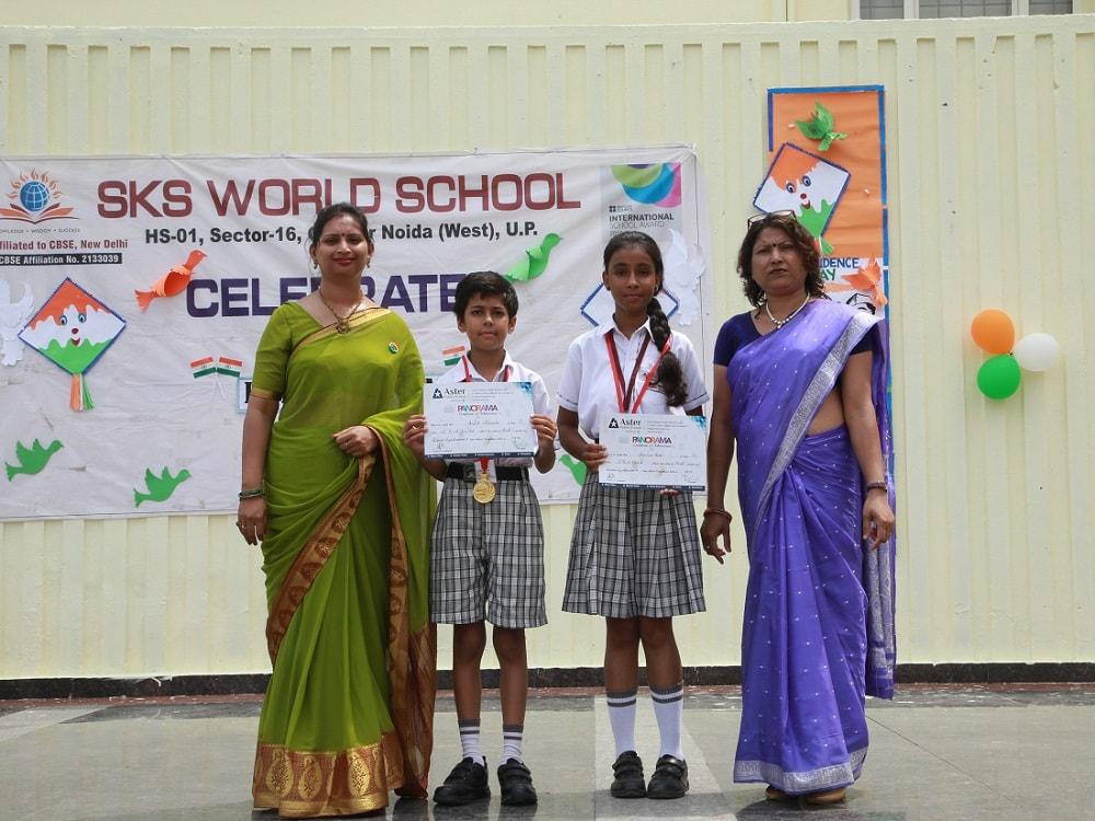 Best School in Noida extension
