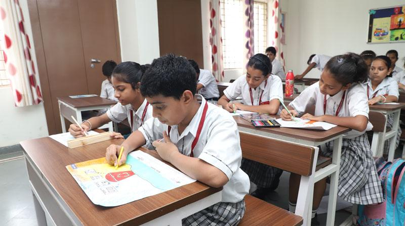 Best school in Greater Noida West