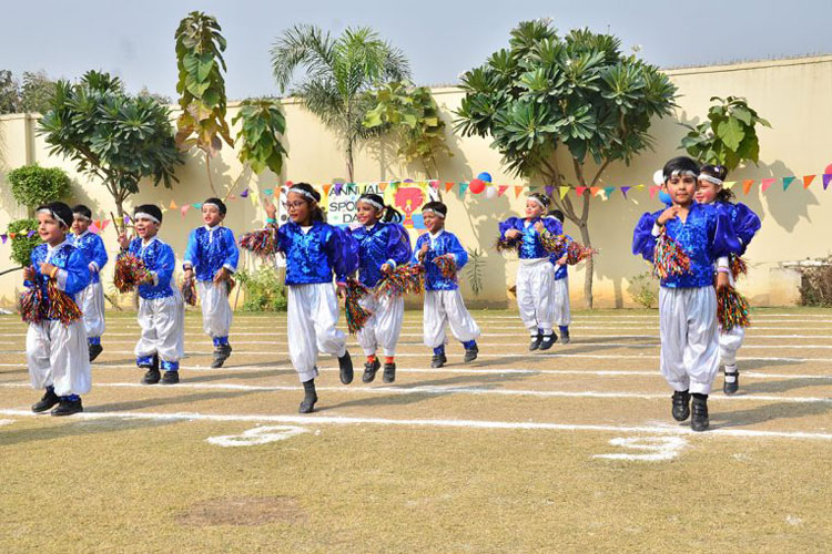 Top School Near Greater Noida West