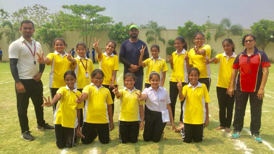 Inter School Kho-Kho Competition